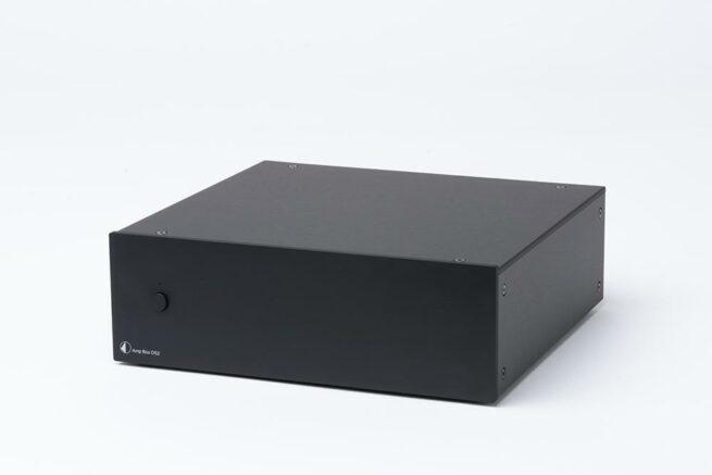 Pro-Ject Amp Box DS2 Stereo Päätevahvistin-15661
