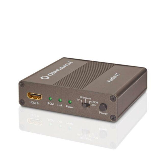 HDMI Audio Erotin Oehlbach Audio XT-0