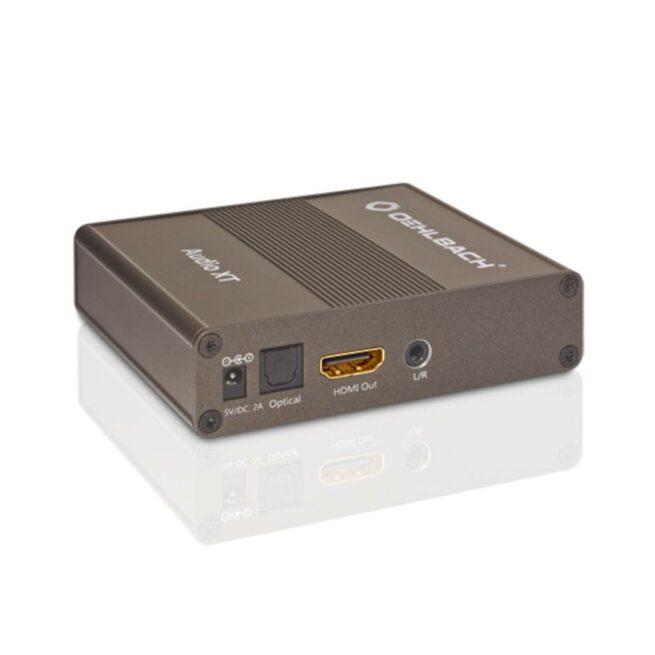 HDMI Audio Erotin Oehlbach Audio XT-15707