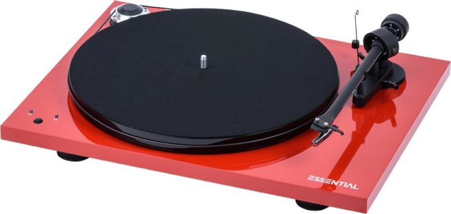 Pro-Ject Essential 3 Record Master -18183