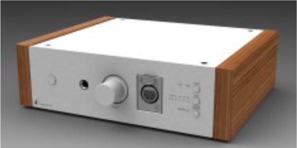 Pro-Ject Head Box DS2 Kuulokevahvistin Puulistoilla-0