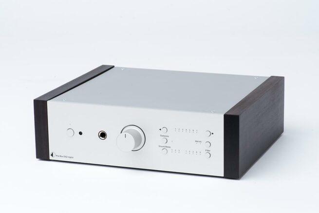 Pro-Ject Pre Box DS2 Digital Puulistalla-15581