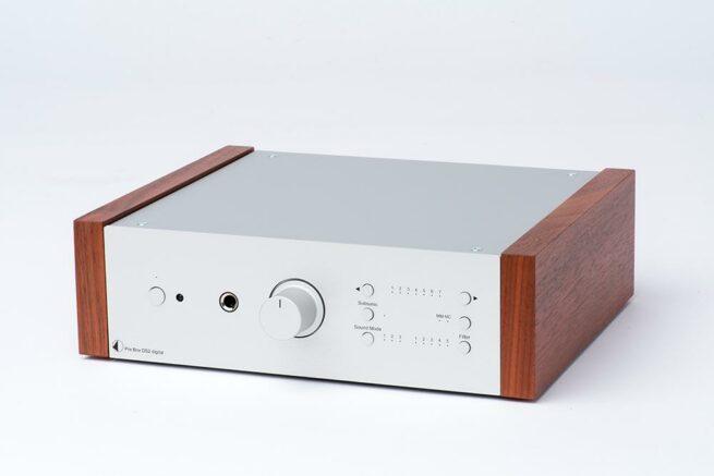 Pro-Ject Pre Box DS2 Digital Puulistalla-15580