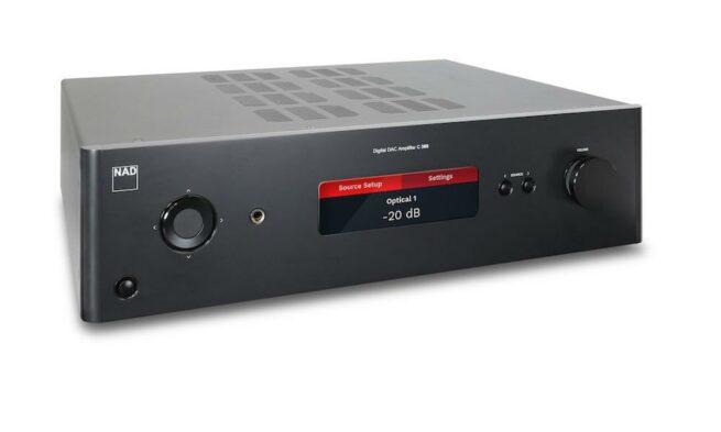NAD C388 Hybrid Digital Vahvistin-16039