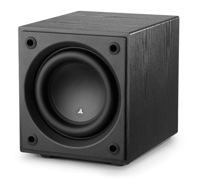 "JL Audio Dominion D108 8"" Akt. Subwoofer-15805"
