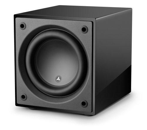 "JL Audio Dominion d110 10"" Akt. Subwoofer-0"