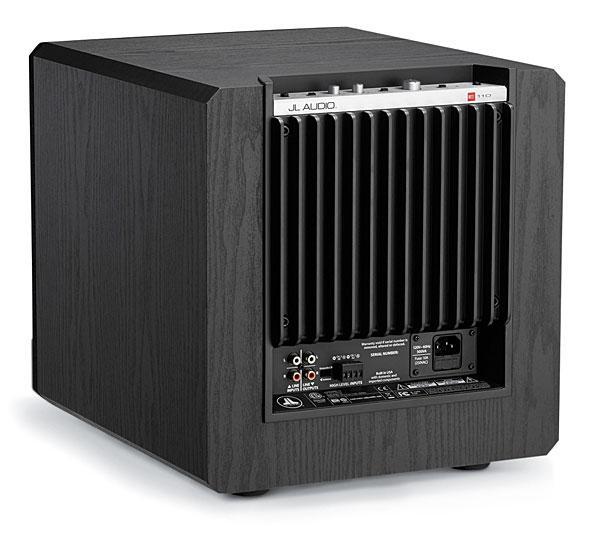 """JL Audio E110 10"""" Akt. Subwoofer-15821"""