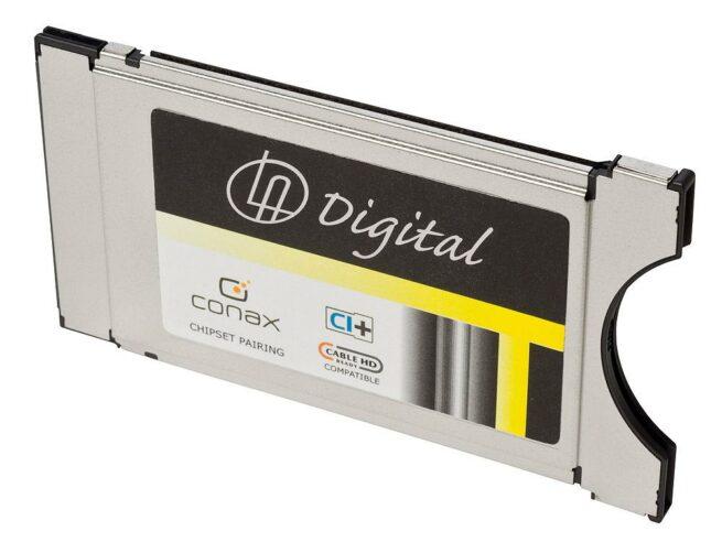 LA Digital Conax CI+ Maksukortinlukija-0