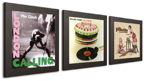 Art Vinyl Flip Art Kehys-16027