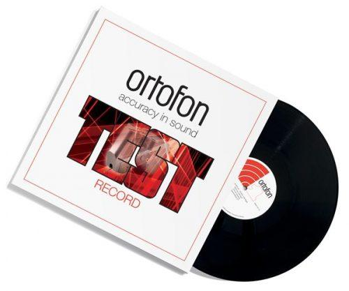 Ortofon Test Record Säätölevy-0