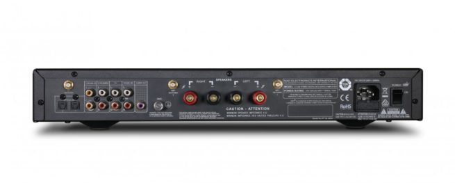 NAD C338 Hybrid Digital Vahvistin WLAN-16051