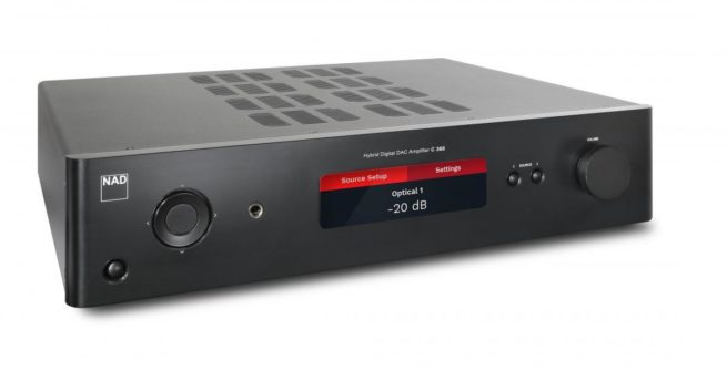 NAD C368 Hybrid Digital Vahvistin-16059