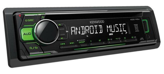 Kenwood KDC-110UR CD/USB/AUX Soitin-16117