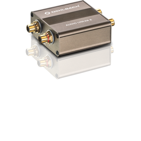 Oehlbach Audio Linear 8 RCA Häiriösuodin-0
