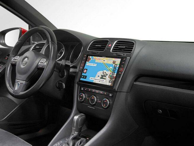 "Alpine VW mk6 9"" Multinavisoitin-16229"