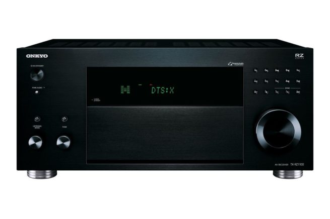 TX-RZ3100, Musta-0