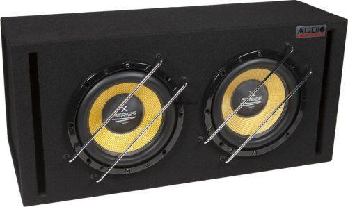 "Audio System X 10 BR-2 800Wrms 2x10"" Koteloitu-0"