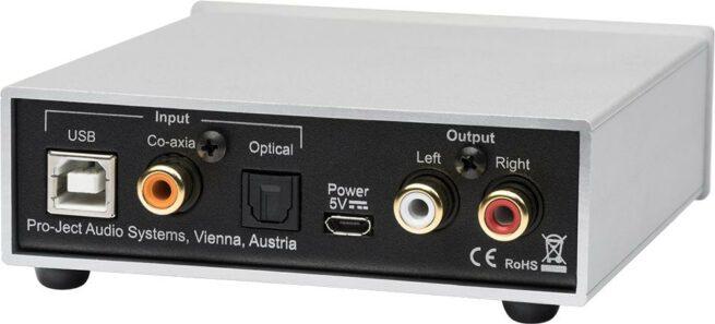 Pro-Ject DAC Box S2+ HighEnd DAC-17261