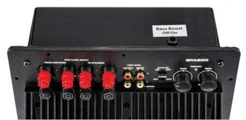 Dayton Audio SPA250 250W Subwoofermoduuli-0