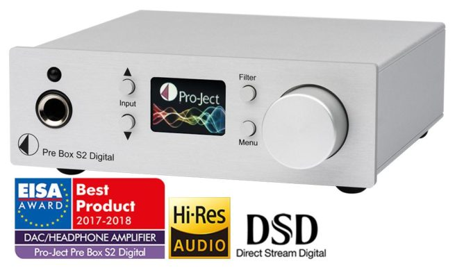 Pro-Ject Pre Box S2 Digital etuvahvistin-17322