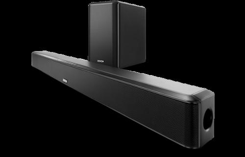 Denon DHT-S514 TV Soundbar + Subwoofer-0