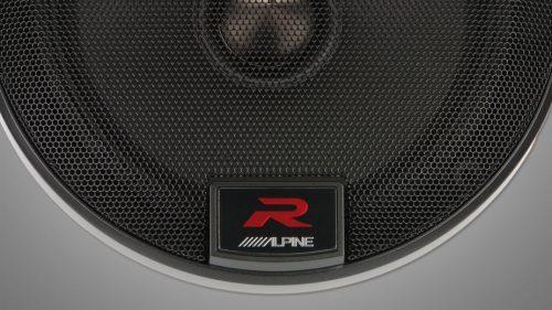 "Alpine Type-R R-S65C 6.5"" 2-Tie Erillissarja-0"