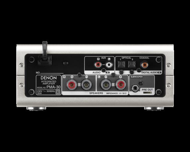 Denon PMA-30 Design Integroitu Stereo-17513