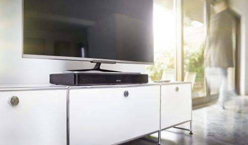 Denon DHT-T110 TV-Kaiutin televisio alle-0