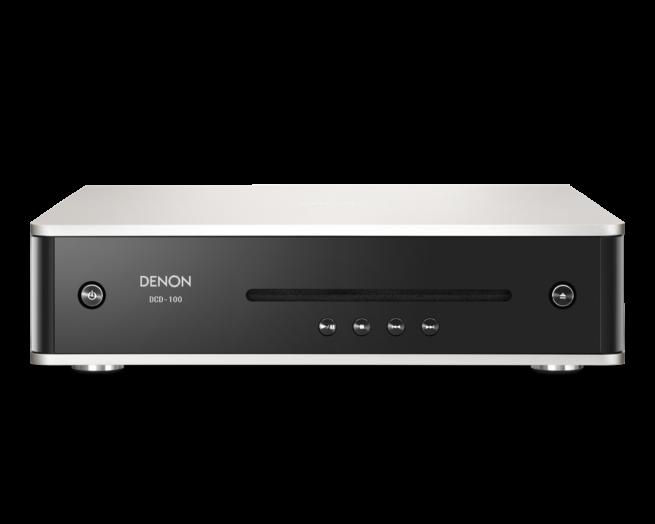 Denon DCD-100 Kompakti Cd Soitin-0