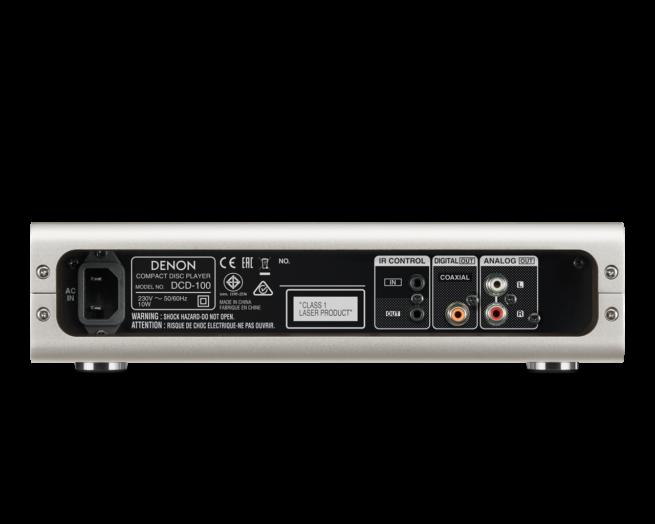 Denon DCD-100 Kompakti Cd Soitin-17532