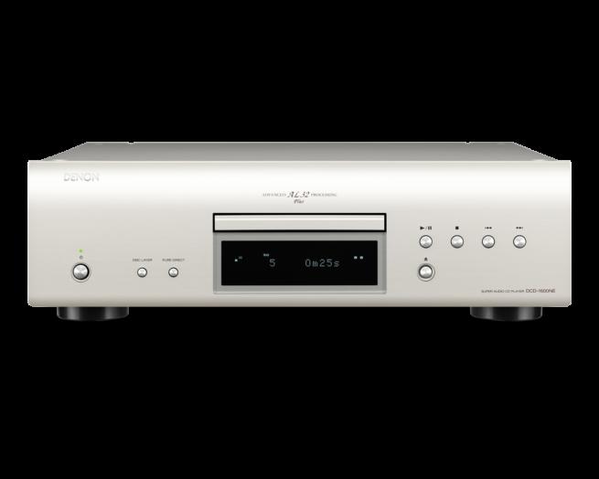 Denon DCD-1600NE SACD/CD Soitin-17624