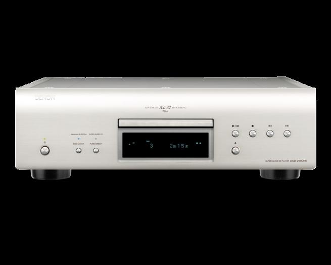 Denon DCD-2500NE CD/SACD Referenssisoitin-0