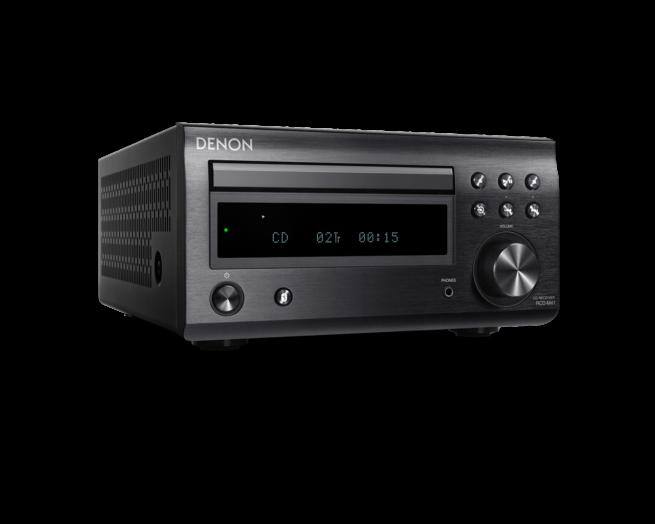 Denon RCD-M41 CD Viritinvahvistin Bluetooth-0