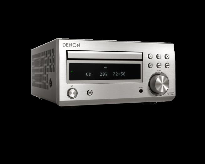 Denon RCD-M41 CD Viritinvahvistin Bluetooth-17574