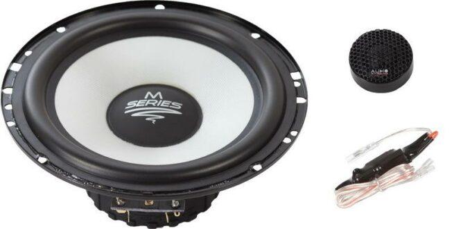 "Audio System M 165 Evo 6.5"" 2-Tie Erillissarja-0"