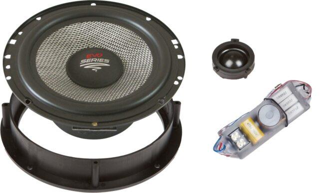 VW Golf IV, Bora, Passat... Audio System X 165 VW EVO -0