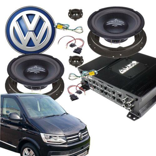 VW T6 Aktiivikaiutinpaketti, 600 Wattia-0