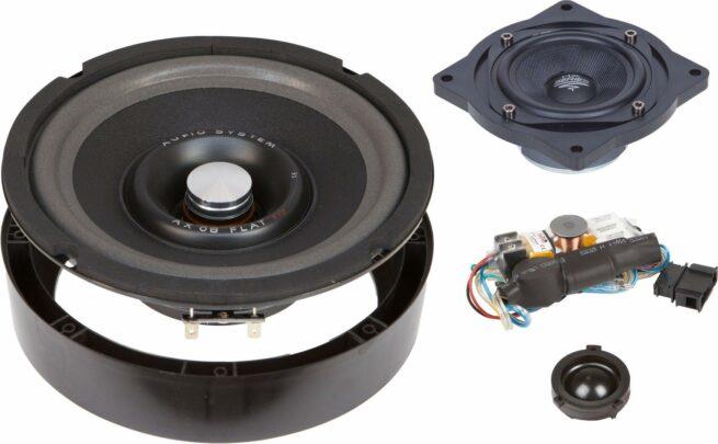 VW Golf V, Jetta... Audio System X 200 GOLF V EVO 2 3-Tie-0
