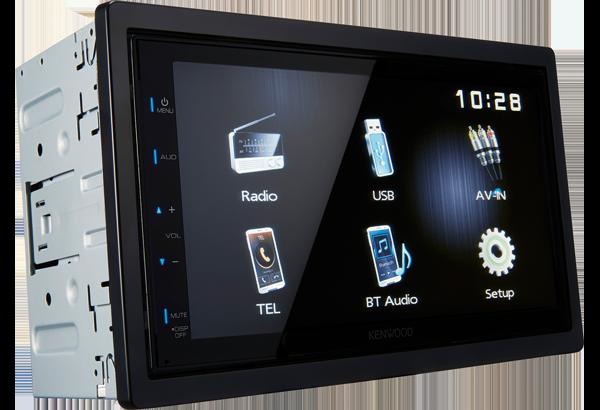 "Kenwood DMX110BT 6.8"" USB Bluetooth Vastaanotin-17856"