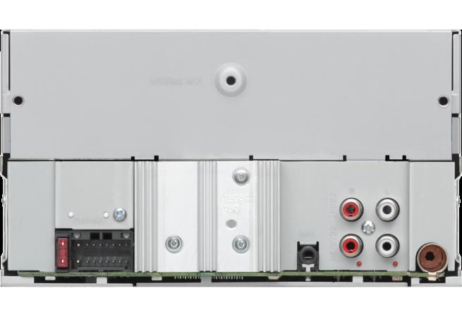 Kenwood DPX-M3200BT 2DIN Radio-23611