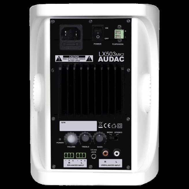 Audac LX503 MK2 Aktiivikaiutinpari-17883