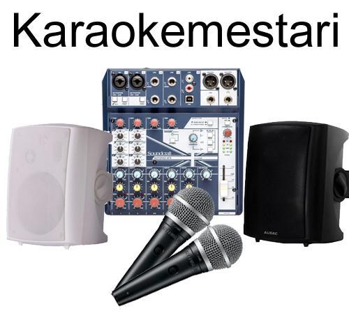 Karaokemestari Radiokulma-0