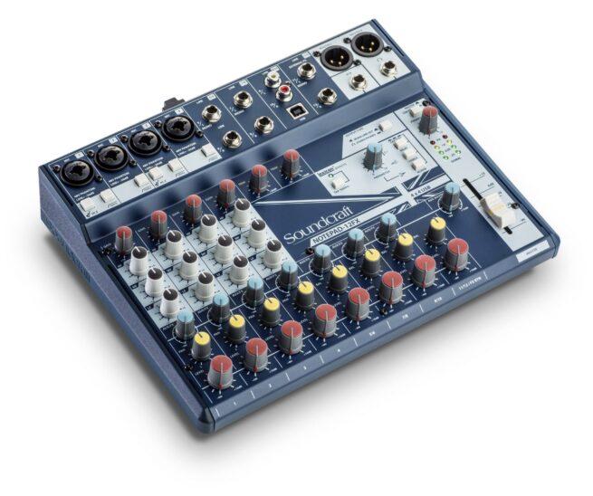 Soundcraft Notepad-12FX-18093