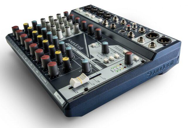 Soundcraft Notepad-12FX-18092