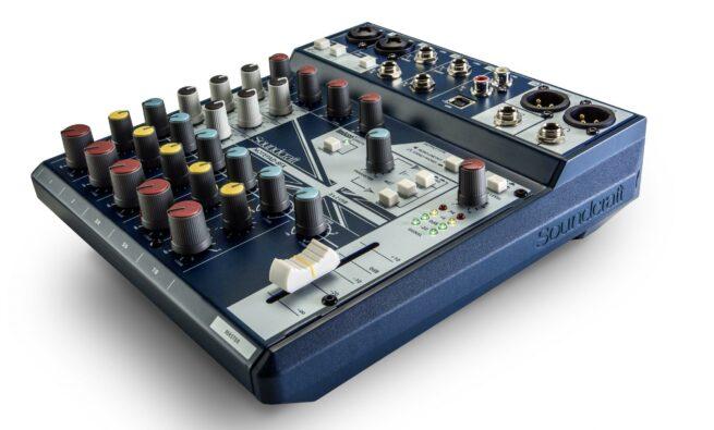 Soundcraft Notepad-8FX-18083