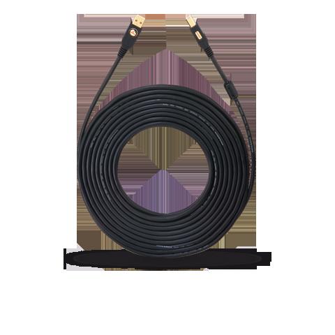 Oehlbach USB A/B Kaapeli-0