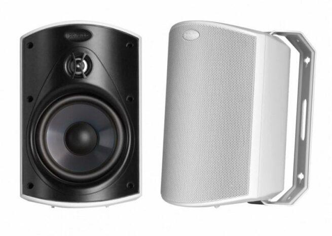 Polk Audio Atrium5 ulkokaiutinpari (valkoinen)-0
