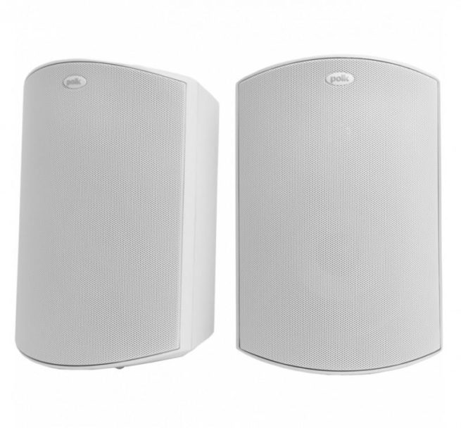Polk Audio Atrium6 ulkokaiutinpari (valkoinen)-0