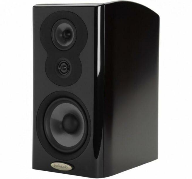 Polk Audio LSiM703 hyllykaiutin-0