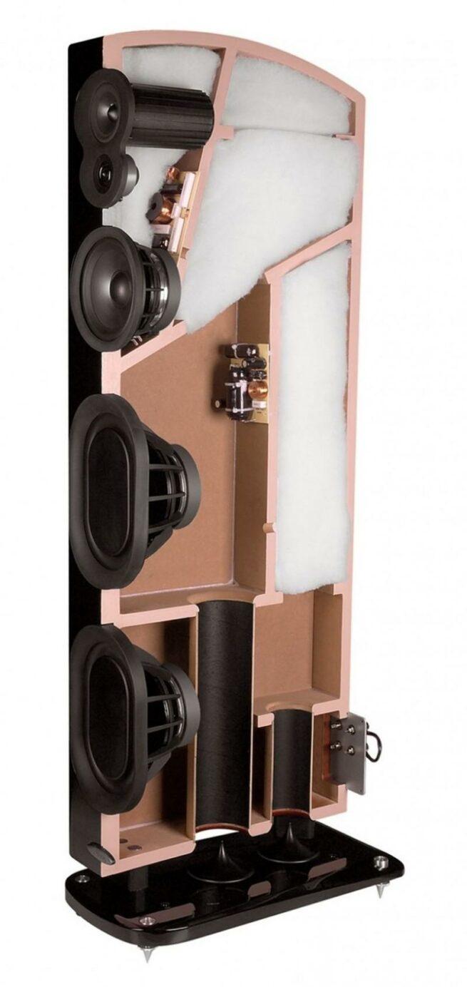 Polk Audio LSiM707 lattiakaiutin-0